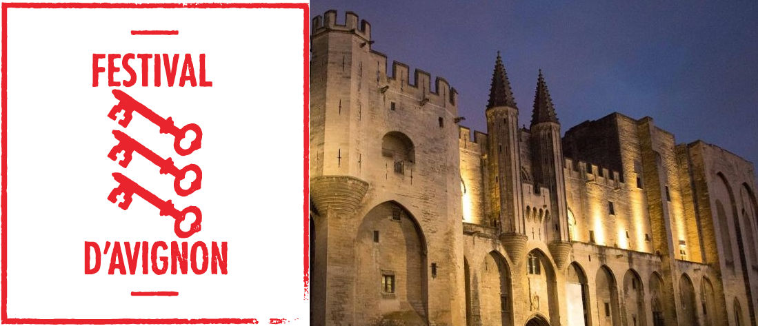 Image result for Le festival d'Avignon 2018